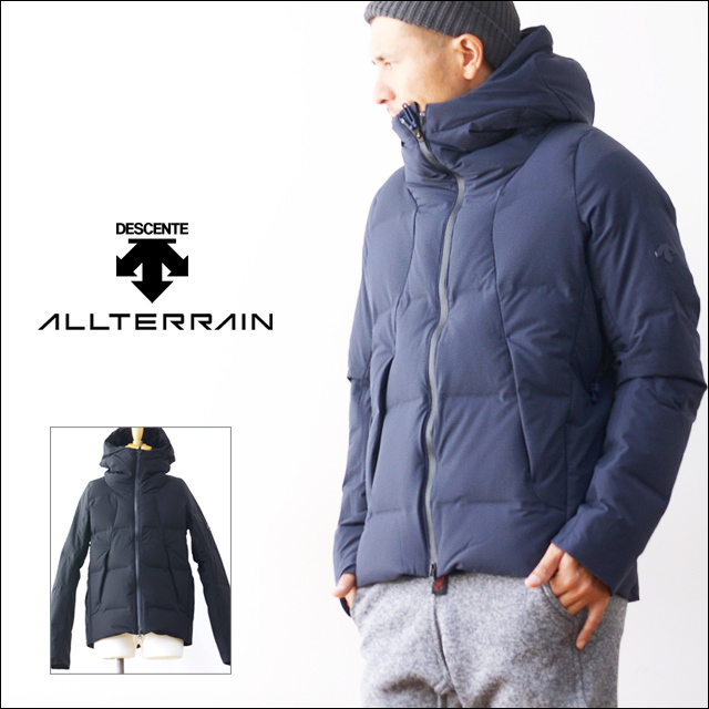 DESCENTE [デサント] MIZUSAWA DOWN JACKET 「SHUTTLE」 [DIA3571U] MEN\'S_f0051306_13204406.jpg
