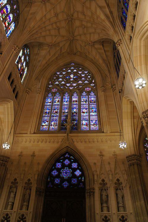 【15年9月NY旅行 ⑰セント・パトリック教会】_f0215714_17102264.jpg