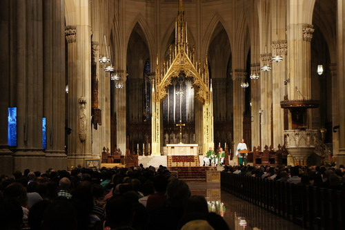 【15年9月NY旅行 ⑰セント・パトリック教会】_f0215714_17134985.jpg