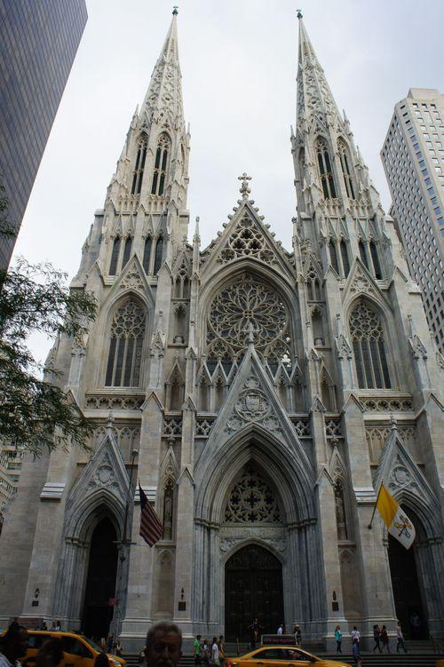【15年9月NY旅行 ⑰セント・パトリック教会】_f0215714_1731189.jpg