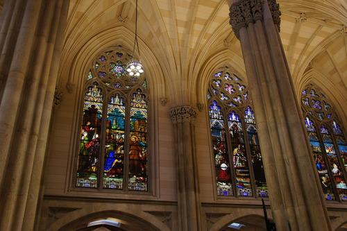 【15年9月NY旅行 ⑰セント・パトリック教会】_f0215714_1792888.jpg