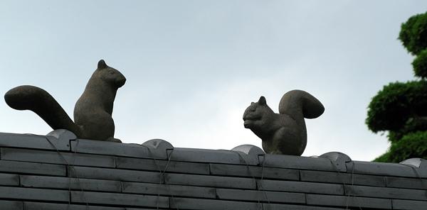 おかげ横丁 屋根の上シリーズ その5_f0129726_21111782.jpg