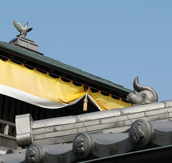 おかげ横丁 屋根の上シリーズ その5_f0129726_21194220.jpg