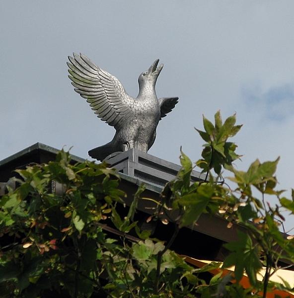 おかげ横丁 屋根の上シリーズ その5_f0129726_21213540.jpg