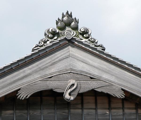 おかげ横丁 屋根の上シリーズ その5_f0129726_21382253.jpg