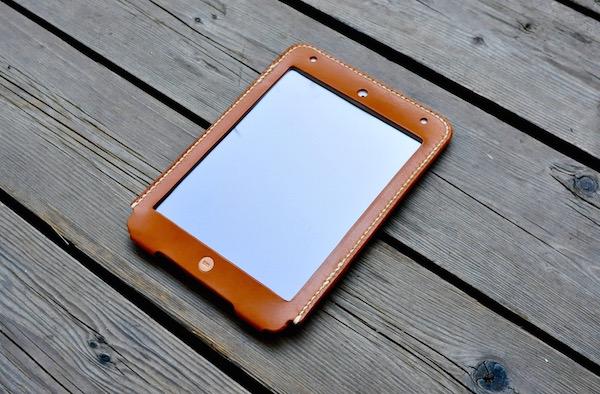 ipad mini 4 leather cover_b0172633_20332088.jpg