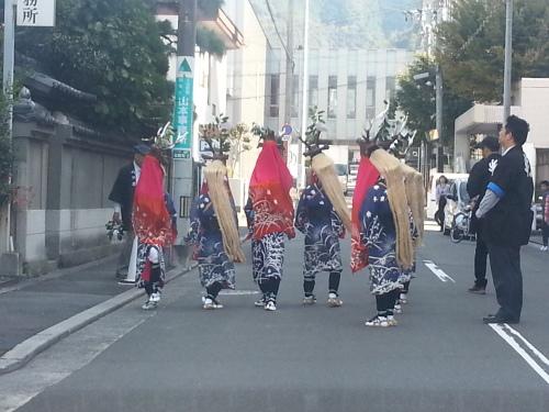 八ツ鹿踊り_c0172049_22591557.jpg