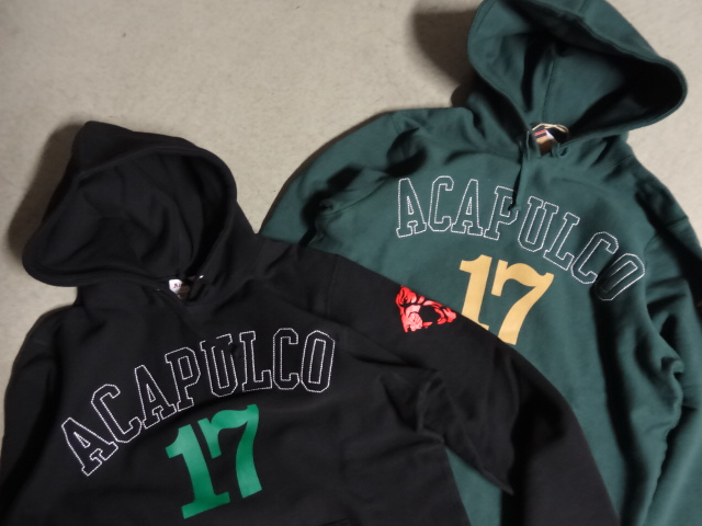 ACAPULCO GOLD HELLCAT PULLOVER HOODIE!!!_a0221253_19261025.jpg