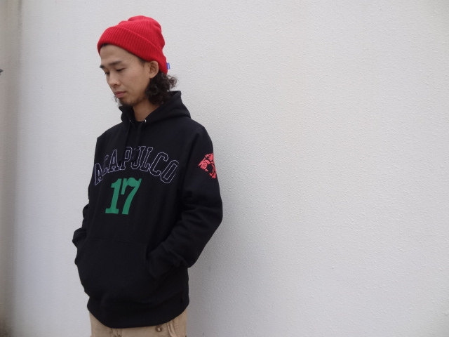 ACAPULCO GOLD HELLCAT PULLOVER HOODIE!!!_a0221253_1935329.jpg