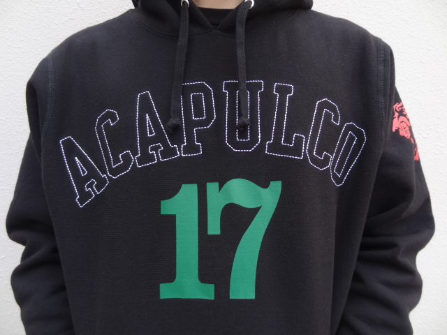 ACAPULCO GOLD HELLCAT PULLOVER HOODIE!!!_a0221253_19354871.jpg