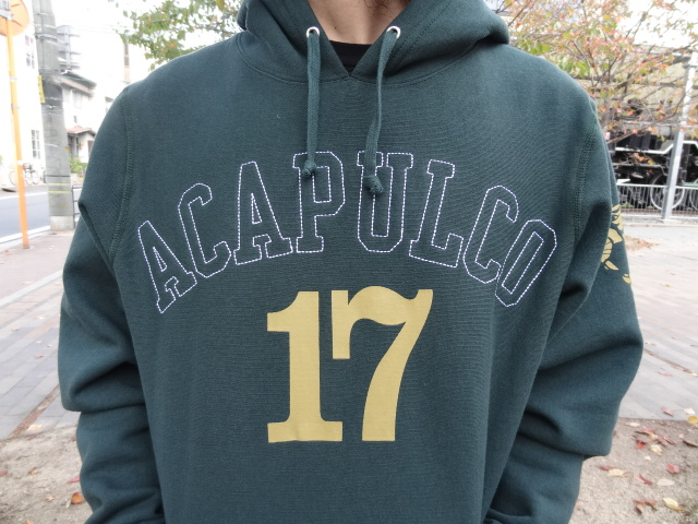 ACAPULCO GOLD HELLCAT PULLOVER HOODIE!!!_a0221253_19424026.jpg