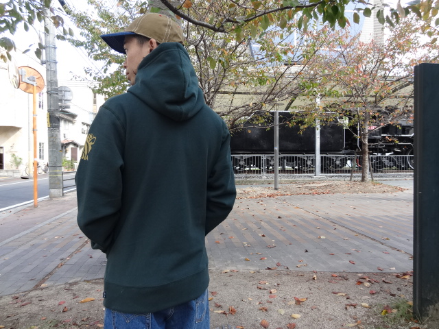 ACAPULCO GOLD HELLCAT PULLOVER HOODIE!!!_a0221253_19431065.jpg