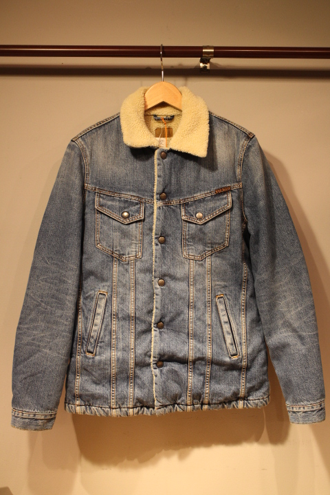 Nudie Jeans -Bore Jacket-_b0121563_15211110.jpg