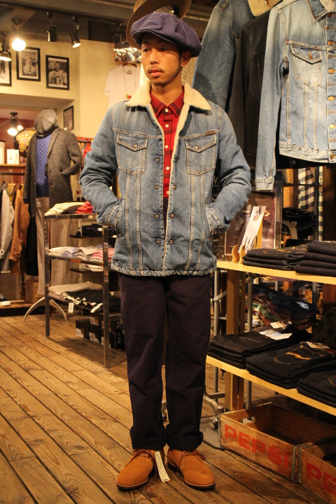 Nudie Jeans -Bore Jacket-_b0121563_18384729.jpg