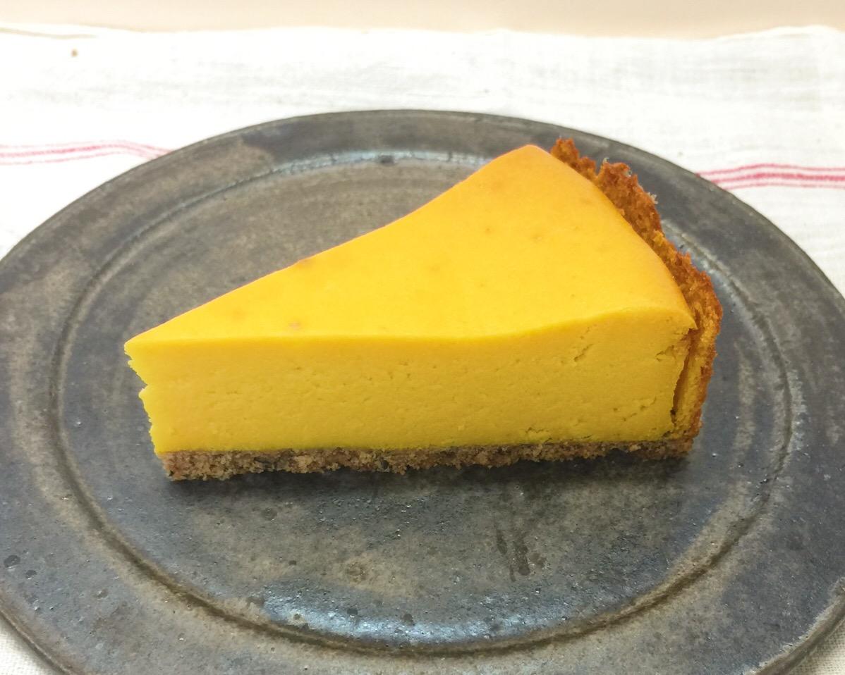 カボチャのチーズケーキ_f0046663_21463667.jpg