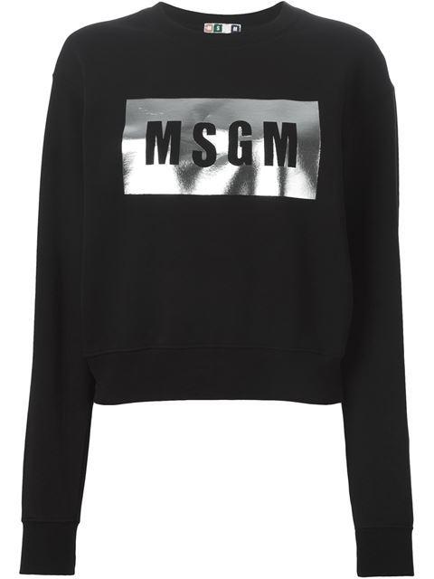 MSGM BOX LOGO SWEAT BLACK_f0111683_14431411.jpg