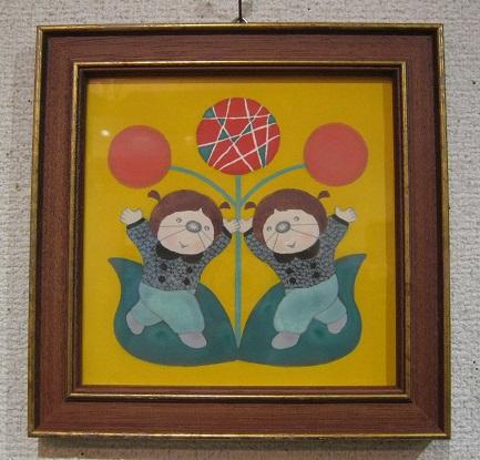 たまごの工房企画 「森と茸とコビトたち」 展 その3_e0134502_1638834.jpg
