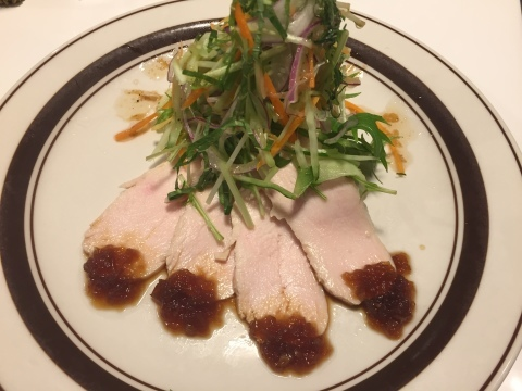 洋食堂 コロンバ  ディナーコース_e0115904_06452090.jpg