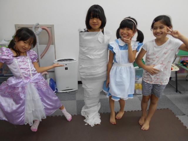 10月30日 お誕生日会&Halloween party_c0315908_18505183.jpg