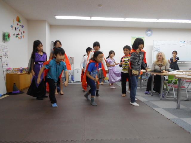 10月30日 お誕生日会&Halloween party_c0315908_18505197.jpg