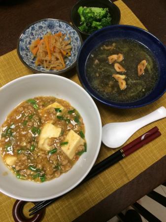 麻婆豆腐_d0235108_21473947.jpg