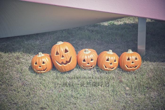 ハロウィンの季節。_f0235723_18314848.jpg