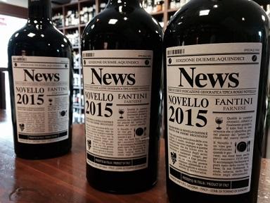 イタリア ノヴェッロ(新酒)の解禁日!!_a0254125_14593670.jpg
