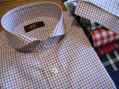 恒例! 2015 ~秋のオプションフェア~ パターンオーダーシャツ&シャツジャケット&シャツジレ 編_c0177259_21383566.jpg
