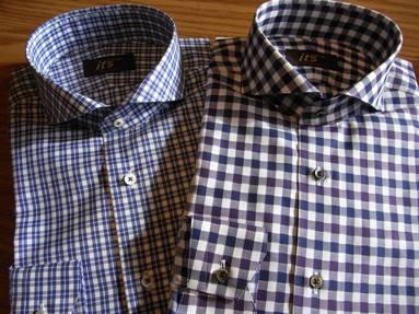 恒例! 2015 ~秋のオプションフェア~ パターンオーダーシャツ&シャツジャケット&シャツジレ 編_c0177259_21394947.jpg
