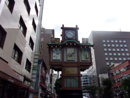 午前中から、家内と人形町から上野へ・・・。_c0198869_2072596.jpg