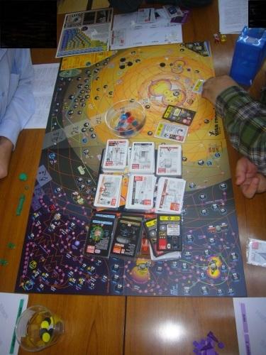 YSGA第316回定例会の様子その8 (Sierra Madre Games)High FrontierとGreenland)_b0173672_22465672.jpg