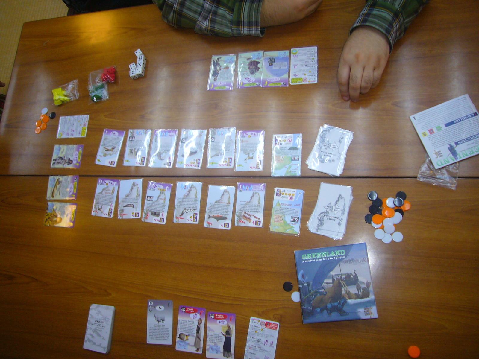 YSGA第316回定例会の様子その8 (Sierra Madre Games)High FrontierとGreenland)_b0173672_23223298.jpg