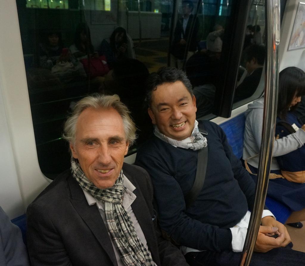 東京文化会館でのコンサートの日。_c0180686_11511165.jpg