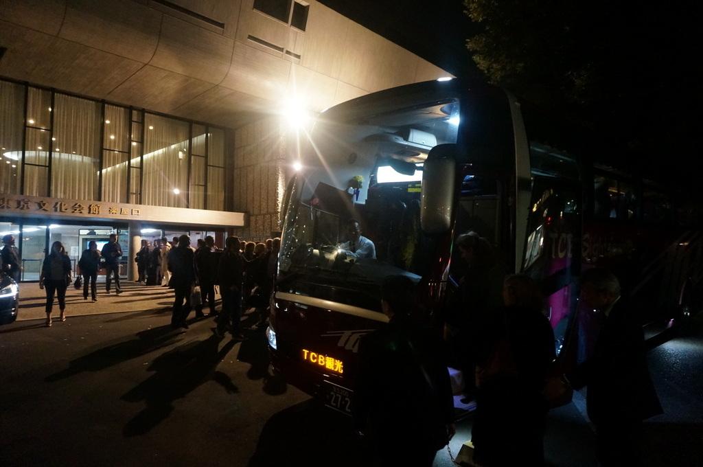 東京文化会館でのコンサートの日。_c0180686_11513101.jpg
