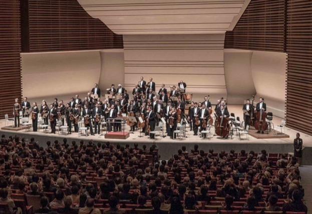 東京文化会館でのコンサートの日。_c0180686_11513815.jpg