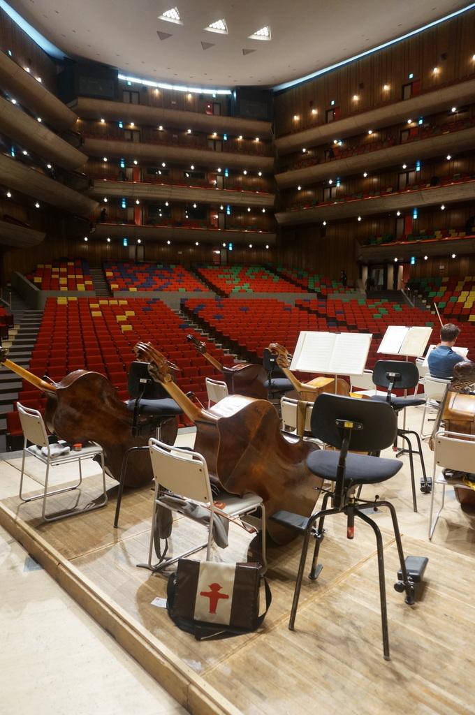 東京文化会館でのコンサートの日。_c0180686_11524531.jpg