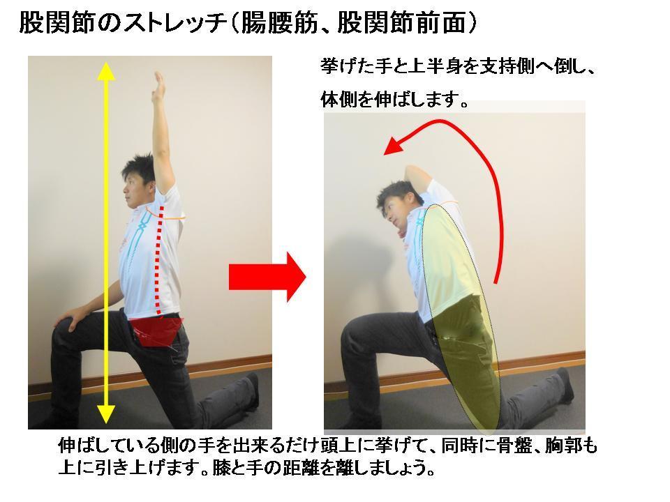 腰痛に効果的なセルフケア(股関節のストレッチ)_c0362789_10193288.jpg