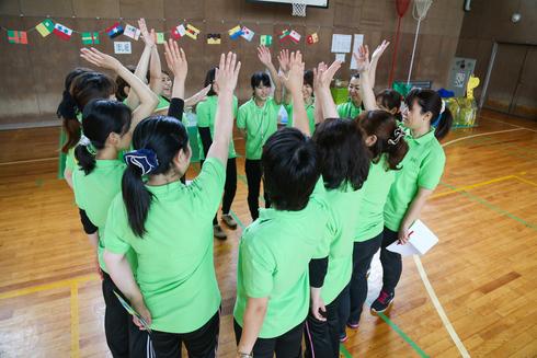 【西新宿園】 運動会_a0267292_1144169.jpg