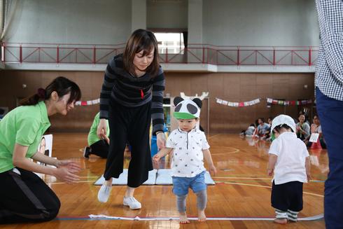 【西新宿園】 運動会_a0267292_114630100.jpg