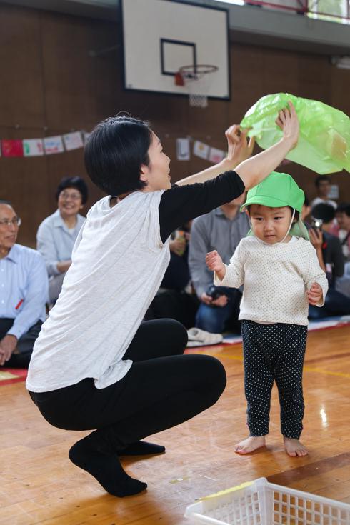 【西新宿園】 運動会_a0267292_11523423.jpg