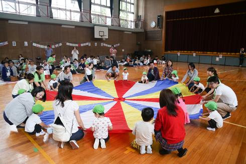 【西新宿園】 運動会_a0267292_11534156.jpg
