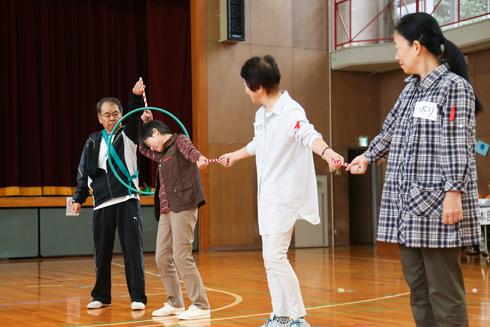 【西新宿園】 運動会_a0267292_11593341.jpg