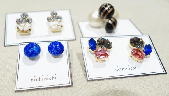 【〜11/10】nichinichi 秋のアクセサリー展_b0184796_13035787.jpg