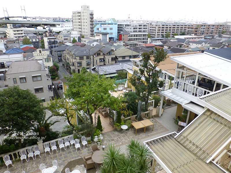 横浜西洋館めぐりハロウィンーその2_d0128697_1622945.jpg