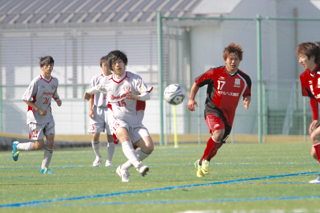 【TOP Team】東北社会人2部南リーグ 最終節: vs 松島マリソル 〜その2〜 October 25, 2015_c0365198_20035316.jpg
