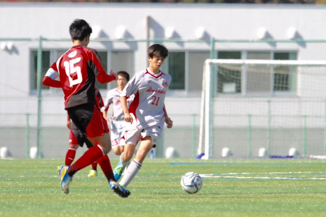 【TOP Team】東北社会人2部南リーグ 最終節: vs 松島マリソル 〜その2〜 October 25, 2015_c0365198_20050747.jpg