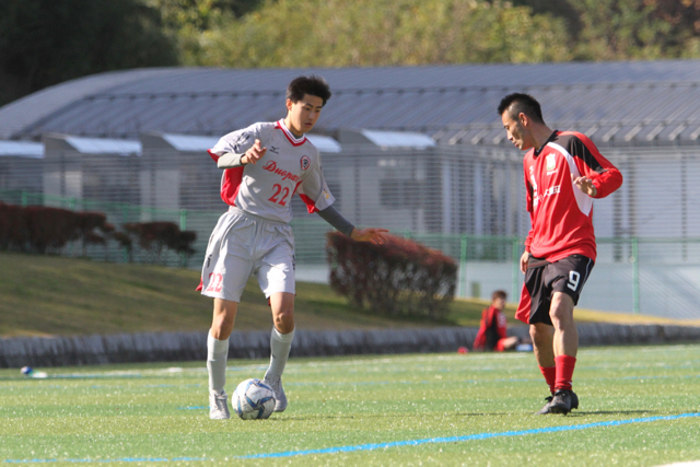 【TOP Team】東北社会人2部南リーグ 最終節: vs 松島マリソル 〜その2〜 October 25, 2015_c0365198_20052234.jpg