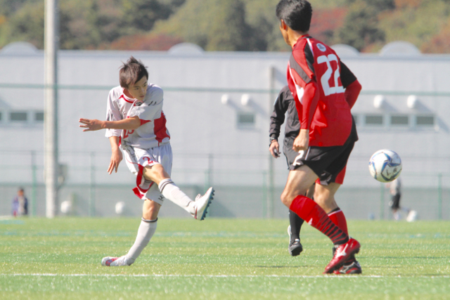 【TOP Team】東北社会人2部南リーグ 最終節: vs 松島マリソル 〜その2〜 October 25, 2015_c0365198_20054281.jpg