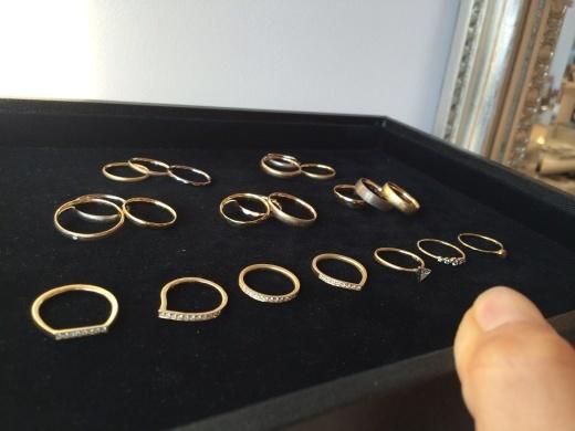 MARULAB    18金 ダイヤモンド&シンプルリングフェア!_c0221922_16052494.jpg