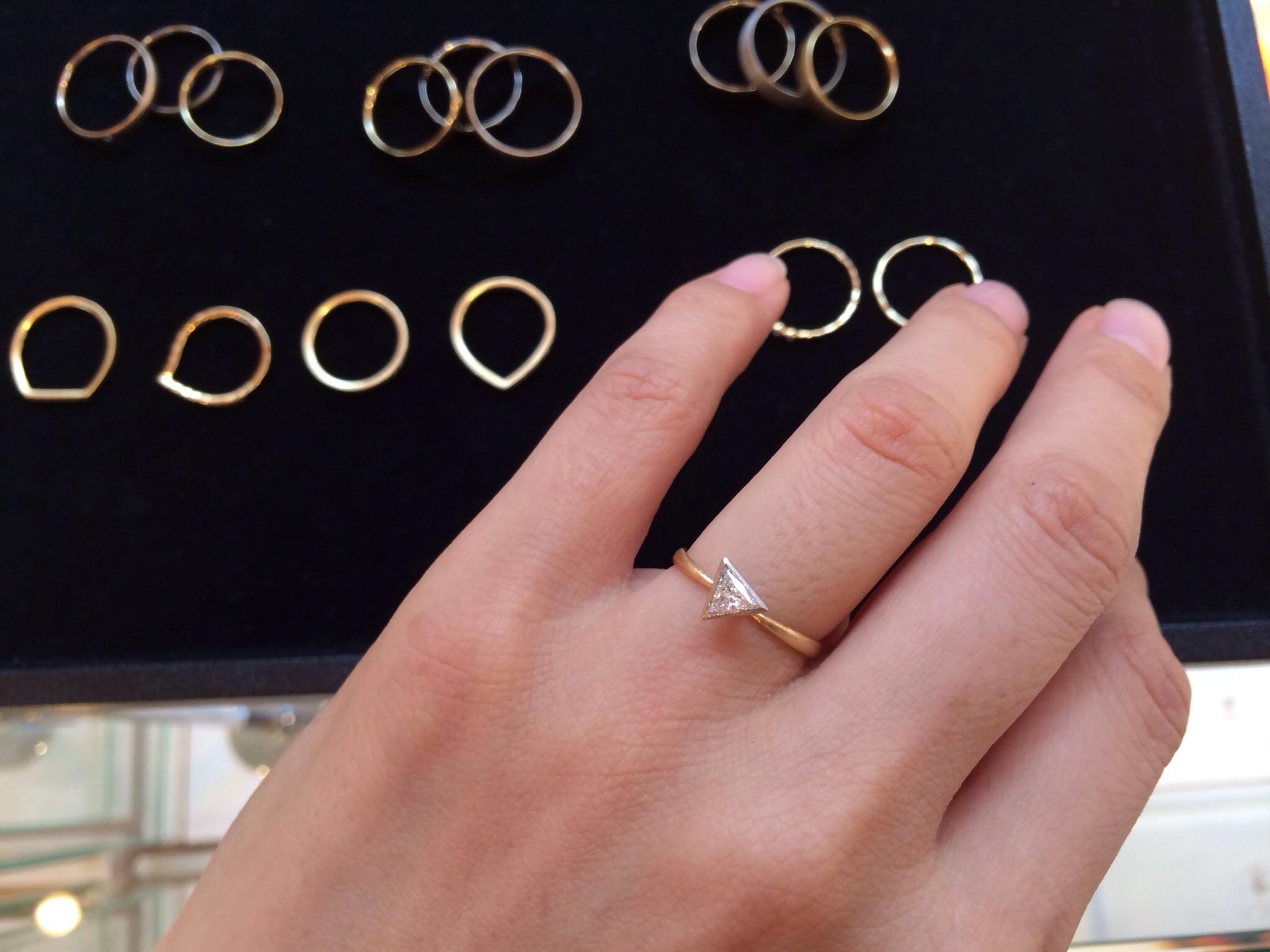 MARULAB    18金 ダイヤモンド&シンプルリングフェア!_c0221922_17352926.jpg